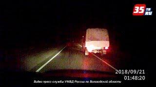 Вологодский полицейский прострелил плечо угонщику во время погони