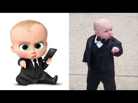 The Boss Baby in Real Life