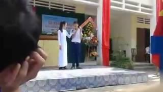 THPT Nguyễn Huệ Khai Giảng - Dòng Máu Lạc Hồng ( sáo trúc)