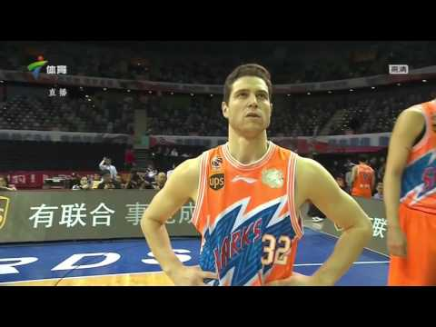 CBA Playoff game 4 Shenzhen VS Shanghai Sharks 3/3