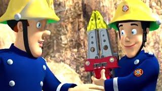 Sam il Pompiere italiano nuovi episodi | Cesoie idrauliche  🔥Cartoni animati