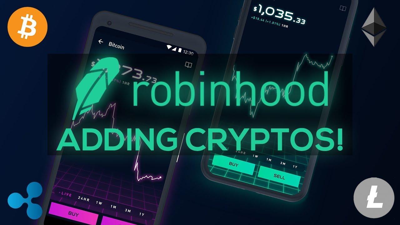 trading crypto robinhood premier jour disponible