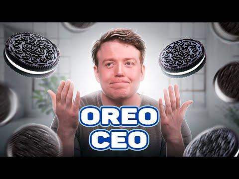 Oreo CEO:  Stop Making New Oreos