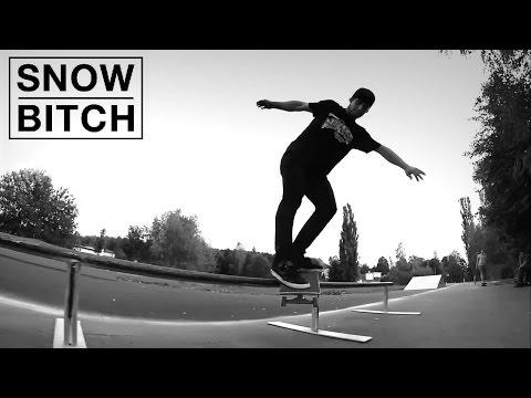 Martin Švec a Ota Fiala - skatepark session