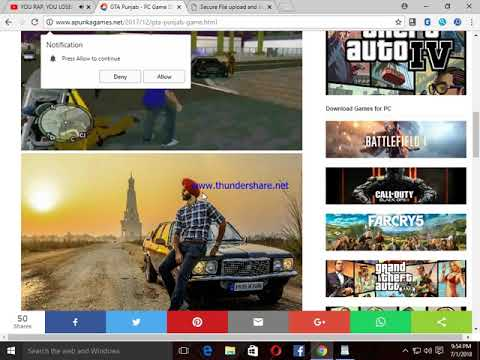 How To Download Gta Punjab!! By Gaming World