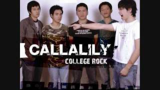 Stars by Callalily (acoustic version)