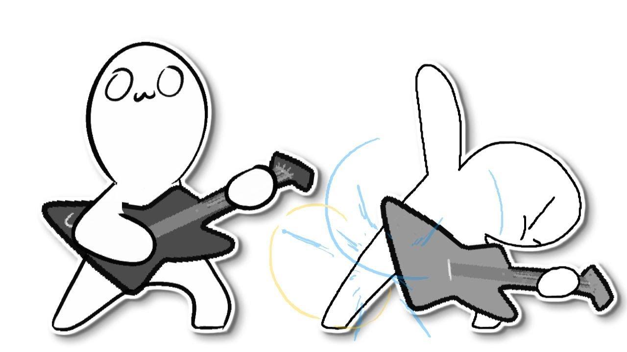 난 기타는 못 치지만 애니메이팅은 할수있지 (feat.소맥거핀)