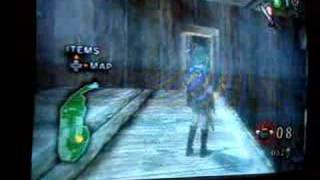 zelda twilight princess kakariko village geting memory  2