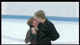 [4K60P] Jayne Torvill and Christopher Dean 1994 Lillehammer Olympic OD [Fixed AV sync issue]