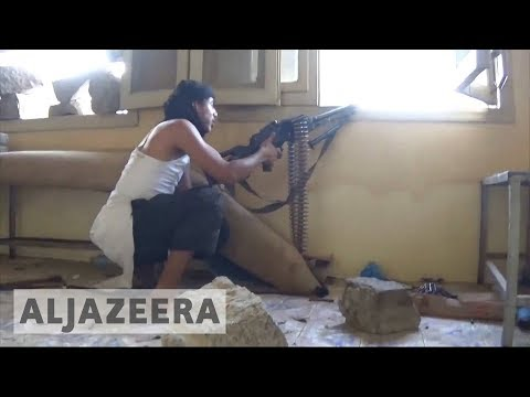 🇾🇪 Fighting intensifies in Yemen's Aden after separatist 'co