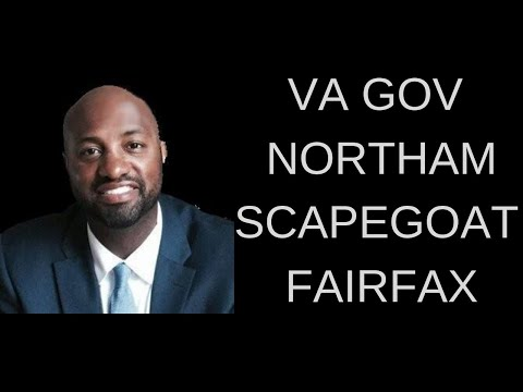 Justin Fairfax Becomes the Scapegoat for Gov. Ralph Northam|The Rant Mp3