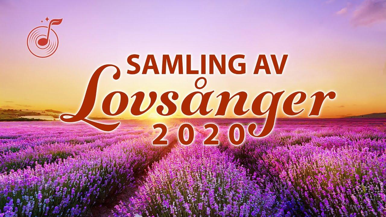 Andlig musik - Samling av lovsånger och tillbedjan 2020
