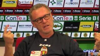 ONTV LIVE: Conferenza Sandro Pochesci pre BARI-TERNANA U. thumbnail