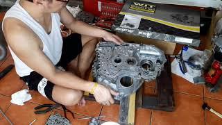 ซ่อมเกียร์ Auto Honda City 1996-2002 (EP 4)