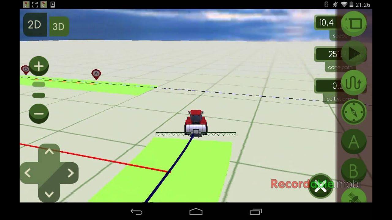 Machineryguide Tractor Gps Youtube