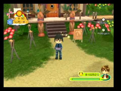 how to download harvest moon animal parade for free