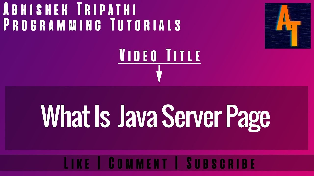 What is jsp in java part 1 tutorials for biggeners jsp tutorials what is jsp in java part 1 tutorials for biggeners jsp tutorials java server pages tutorial baditri Images