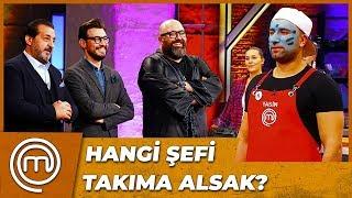 Kaptanlar Şefleri Takıma Aldı! | MasterChef Türkiye 79.Bölüm