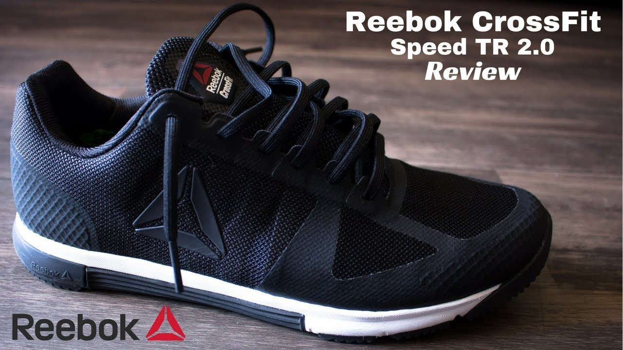 trono Abandono comestible  Reebok Crossfit Speed TR 2.0 | Crossfit Shoe Review - YouTube