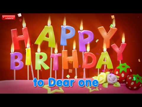 Birthday Invitation/Song video