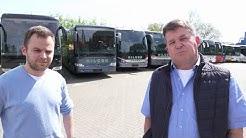 Im Krisen-Gespräch beim Busunternehmen Hilgen