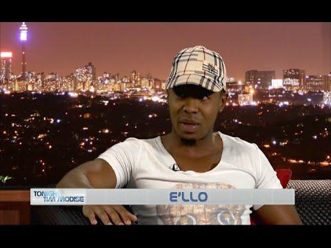 Tonight with Tim Modise | E'llo - Soweto Born Rapper
