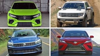 Top 10 Best-Selling Cars