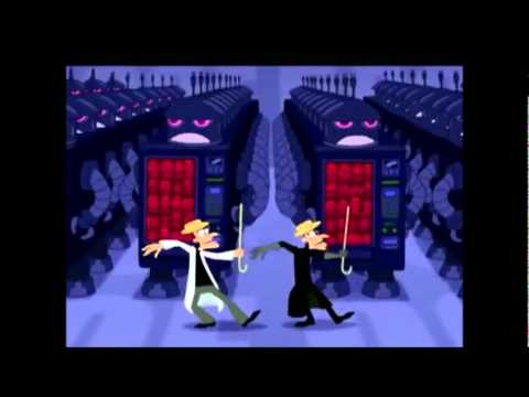 Phineas and Ferb-Tonight Tonight (Hot Chelle Rae) Fanvideo #2