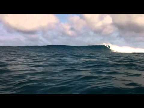 Fiji Surf - Big Swell 19/05/11