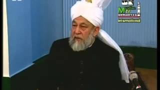 Darsul Quran 02 Février 1995 - Surah Aale Imraan versets (179-183)