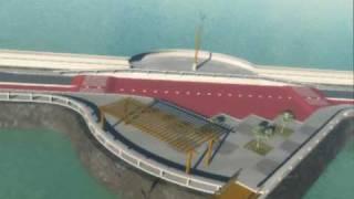 Molhe - Revitalização do Pier do Porto do Recife