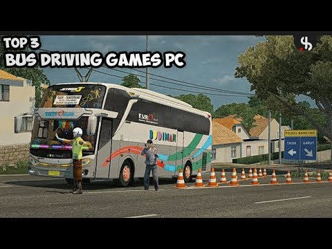 TOP 3 Best Offline Bus Driving Simulator Games For PC & Windows 2020