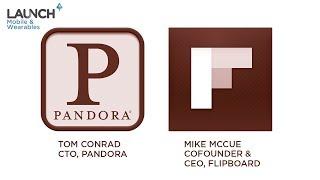 Flipboard and Pandora, gamechangers in mobile