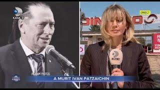 Stirile Kanal D (05.09.2021) - A murit Ivan Patzaichin! | Editie de pranz