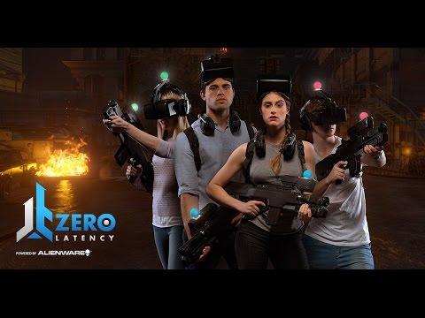 Zero Latency, lo mejor de la Realidad Virtual, ahora en Madrid