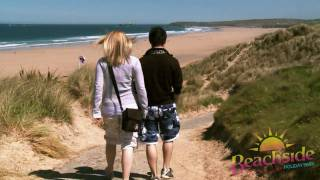 Beachside Holiday Park, Hayle, Cornwall