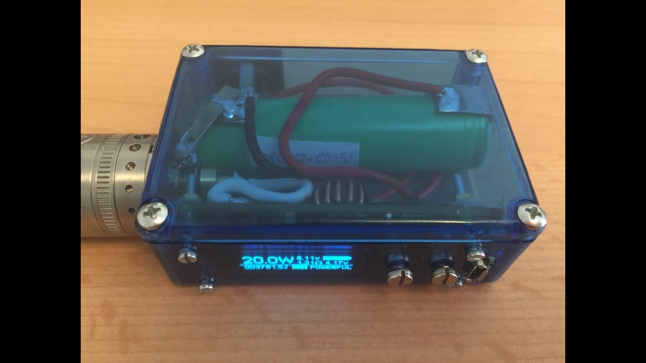 1337BOX-Bau mit dem SX350J - YouTube