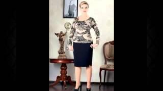 Одежда Больших Размеров. Одежда для Толстых Женщин.|мода одежда девушка