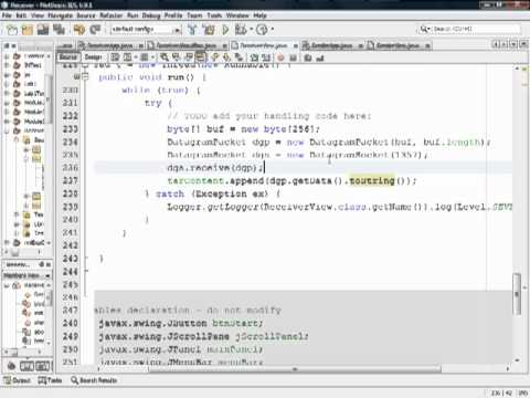 Bài giảng java UDP ( User DataGram Protocol ) - 4/10