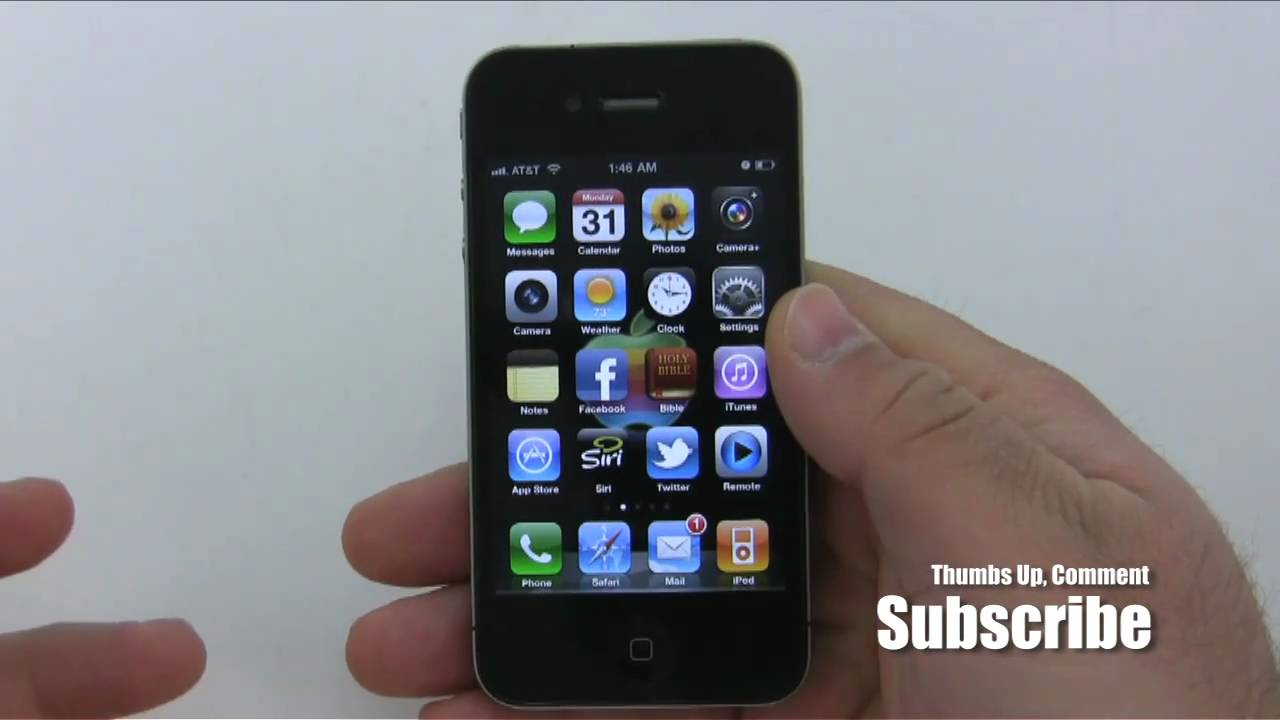 Iphone 4 tips top 10 must have apps youtube for Apps ideas for iphone