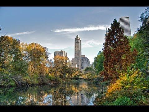 Нью-Йорк.Центральный парк и Бруклин