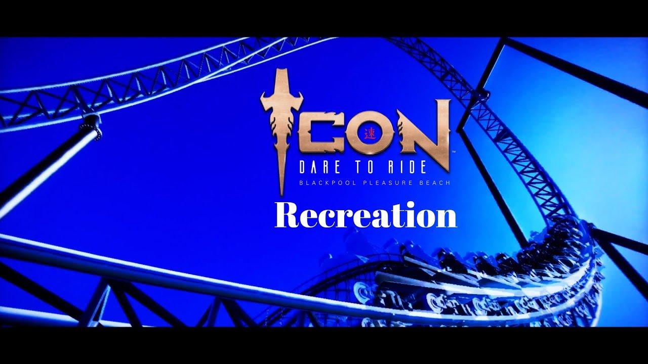 Planet Coaster - Icon Recreation(with extra scenery) Blackpool Pleasure  Beach Mack Multilaunch