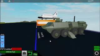 BTR-80 - roblox Flugzeug verrückt