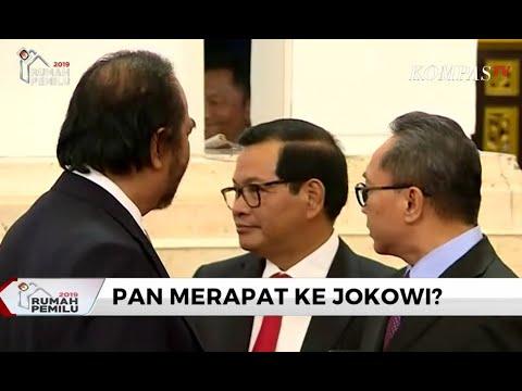 PAN Merapat Ke Jokowi?