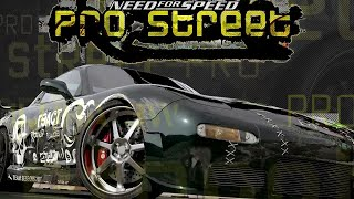 "The Horrors - ""Draw Japan"" (Need for Speed ProStreet Version)"