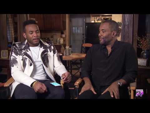 """James Terrell talks about """"Star"""" with Lee Daniels"""