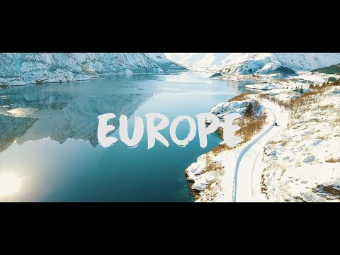 Europe Travel Video 2018// 16 Countries - 7 Months