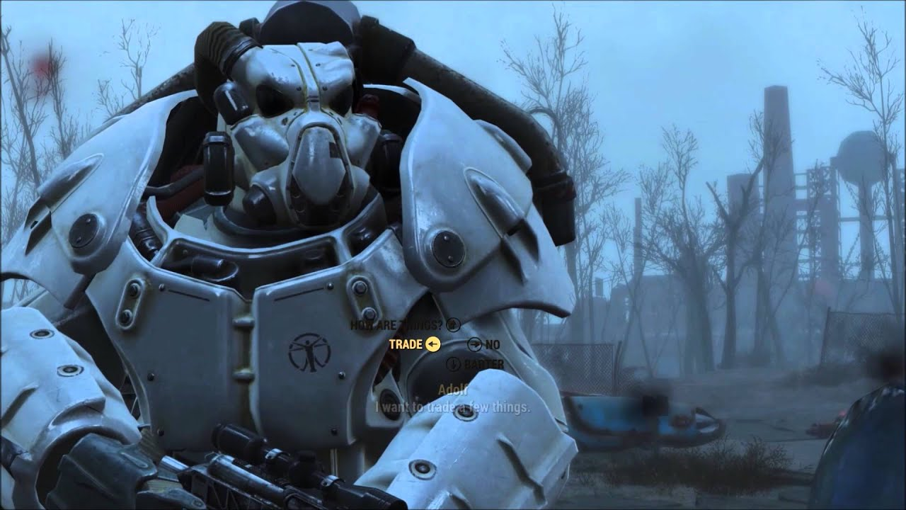 Fallout Schematics on
