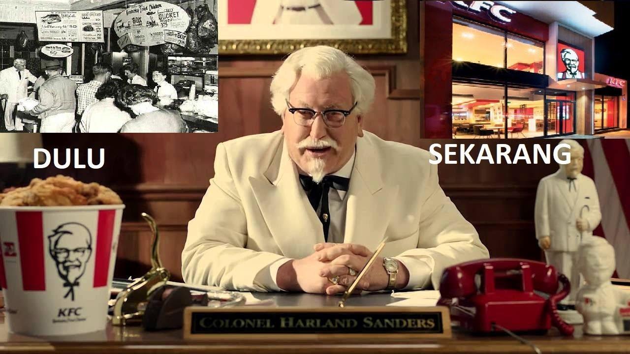 Awal Mula KFC Berdiri & Omset nya Sekarang- WOW - YouTube