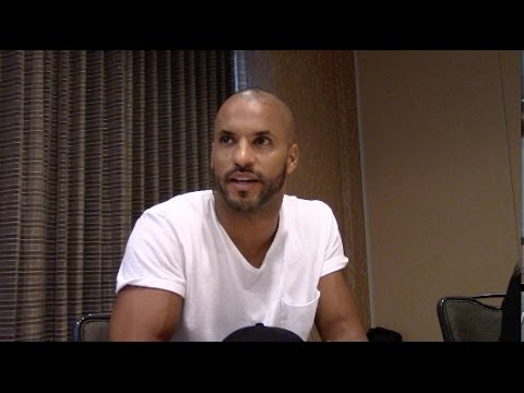 Ricky Whittle Interview - The 100 Season 3